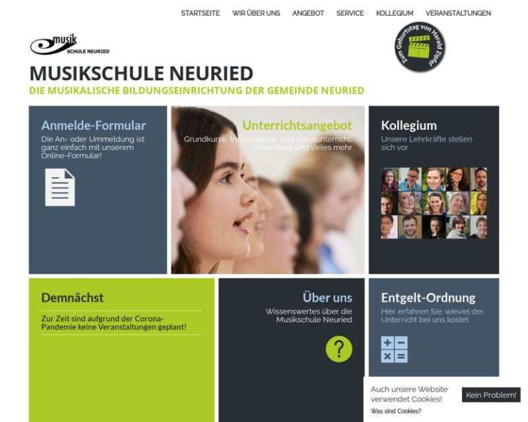 Screenshot (middle) http://www.musikschule-neuried.de