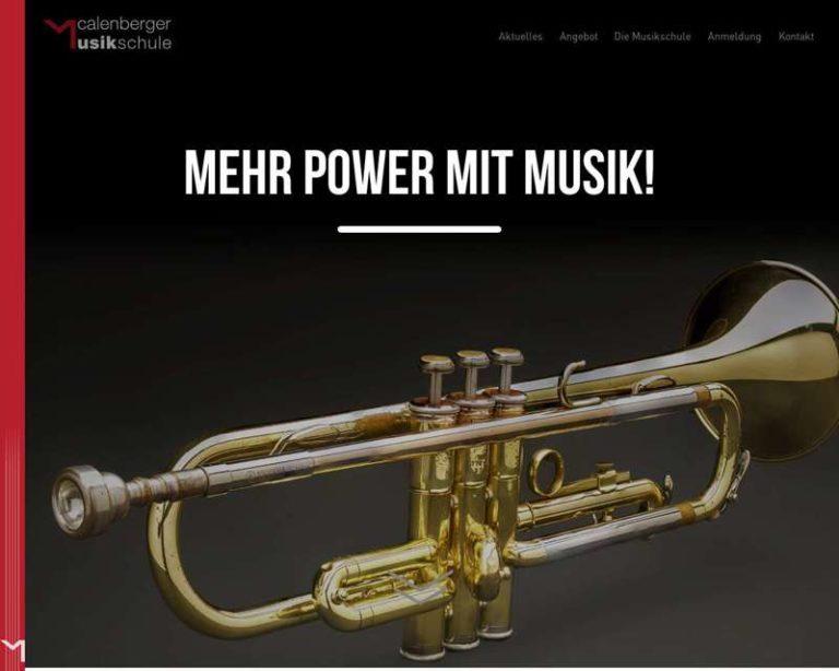 Screenshot (middle) http://www.calenberger-musikschule.de