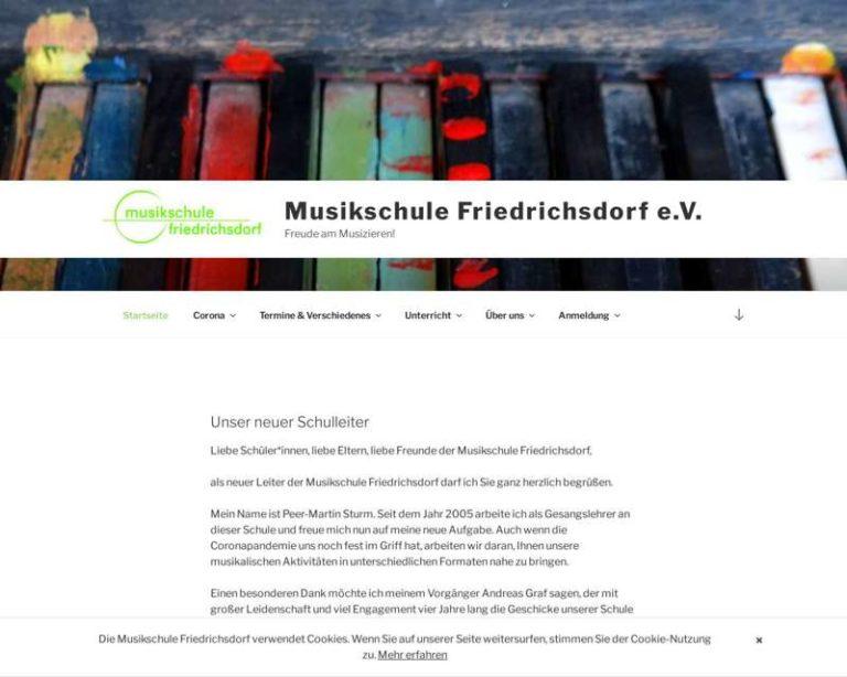 Screenshot (middle) http://www.musikschule-friedrichsdorf.de