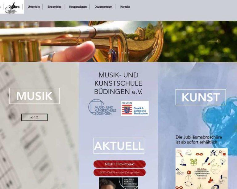 Screenshot (middle) http://www.musikschule-buedingen.de