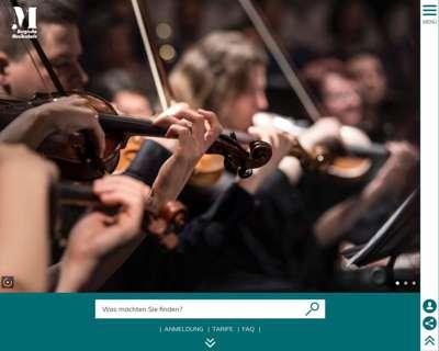 Screenshot (small) http://www.bergischemusikschule.de