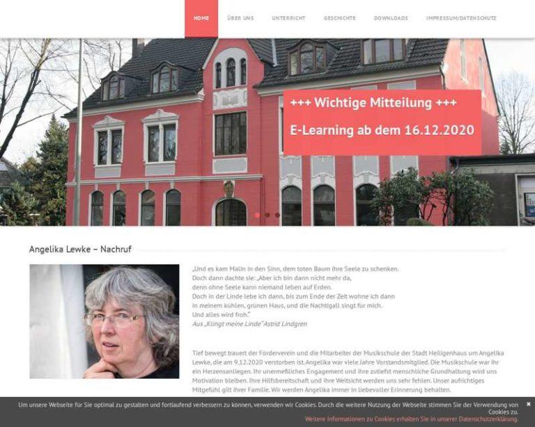 Screenshot (middle) http://www.musikschule-heiligenhaus.de