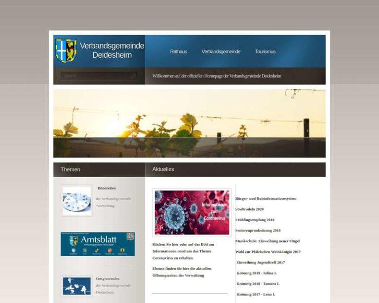 Screenshot (middle) http://www.vg-deidesheim.rlp.de
