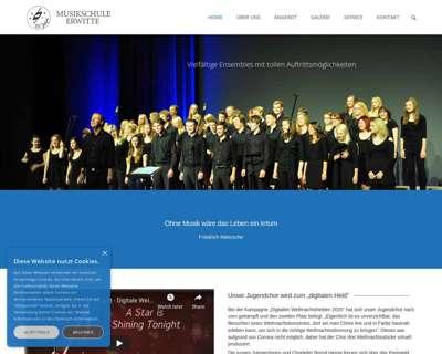 Screenshot (small) http://www.musikschule-erwitte.de
