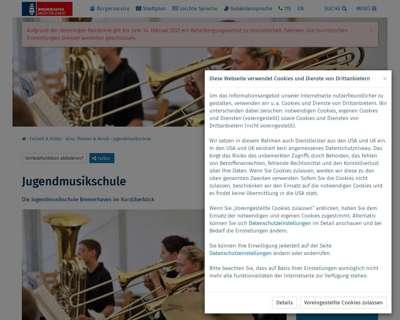 Screenshot (small) https://www.bremerhaven.de/de/freizeit-kultur/kino-theater-musik/jugendmusikschule/jugendmusikschule.15774.html