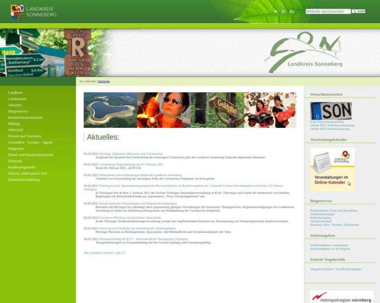 Screenshot (middle) http://www.kreis-sonneberg.de