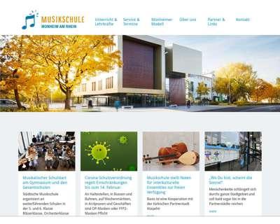 Screenshot (small) http://www.musikschule.monheim.de