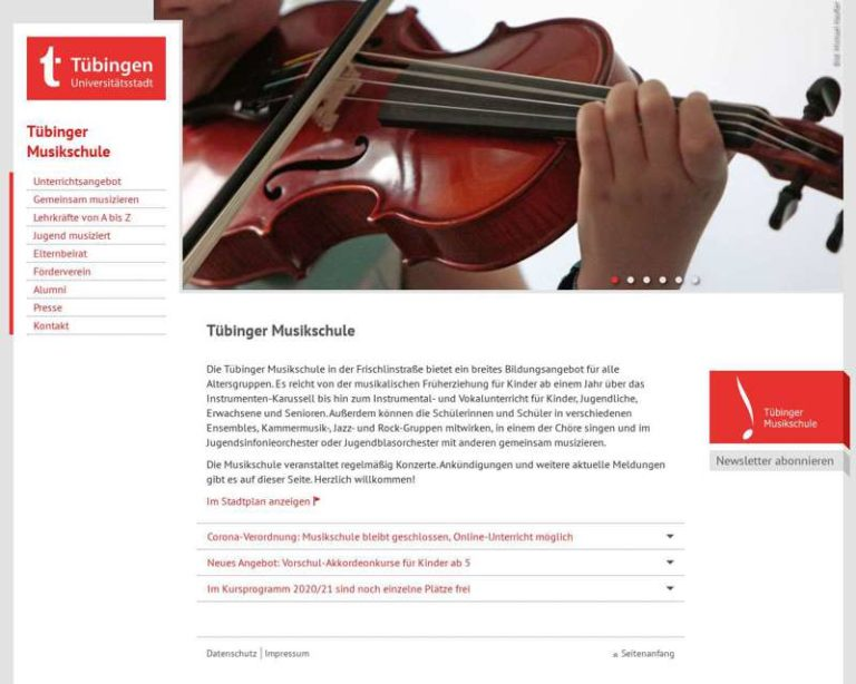 Screenshot (middle) http://www.tuebingen.de/musikschule