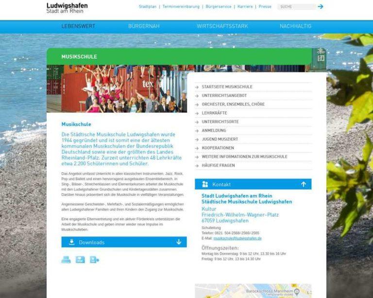 Screenshot (middle) http://www.ludwigshafen.de/lebenswert/musikschule