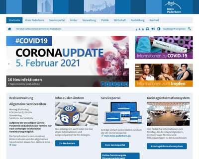 Screenshot (small) http://www.kreis-paderborn.de