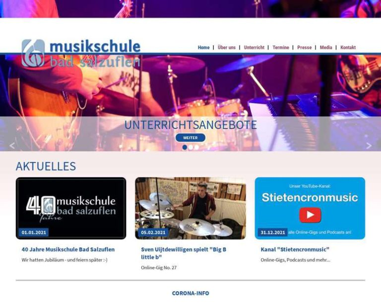 Screenshot (middle) http://www.musikschule-bad-salzuflen.de