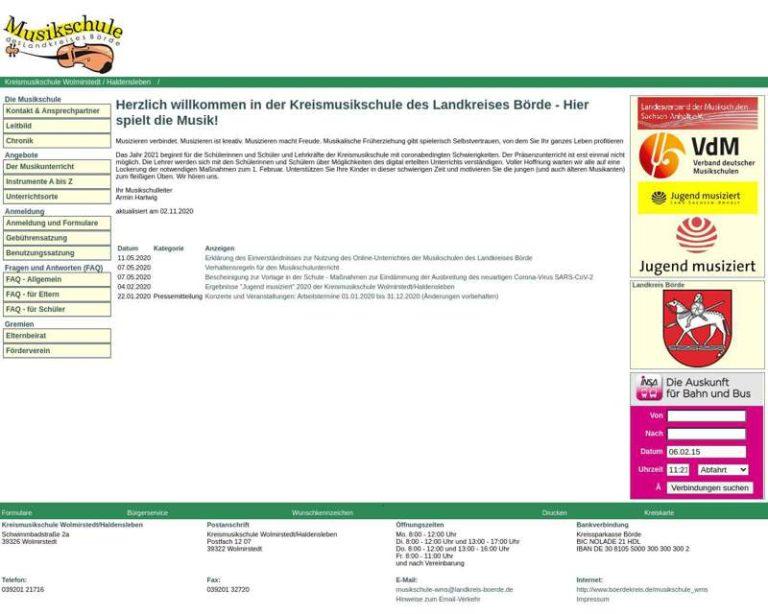 Screenshot (middle) http://www.boerdekreis.de/musikschule_wolmirstedt/index_752.html