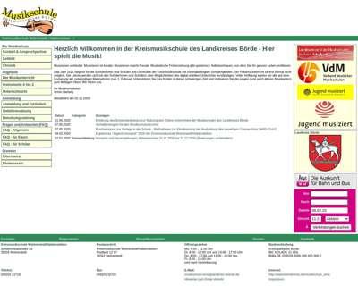 Screenshot (small) http://www.boerdekreis.de/musikschule_wolmirstedt/index_752.html