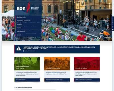 Screenshot (small) http://www.rsk-zwickau.de