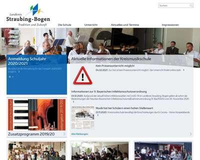Screenshot (small) http://www.musikschule.straubing-bogen.de