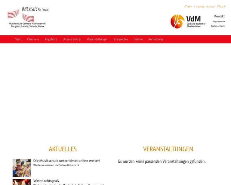 Screenshot (middle) http://www.musikschule-ostkreis.de